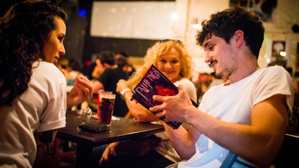 Presentación del libro Puta Poeta